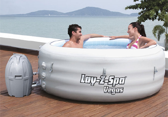Bestway lay z spa authorised dealers 0845 for The range lazy spa